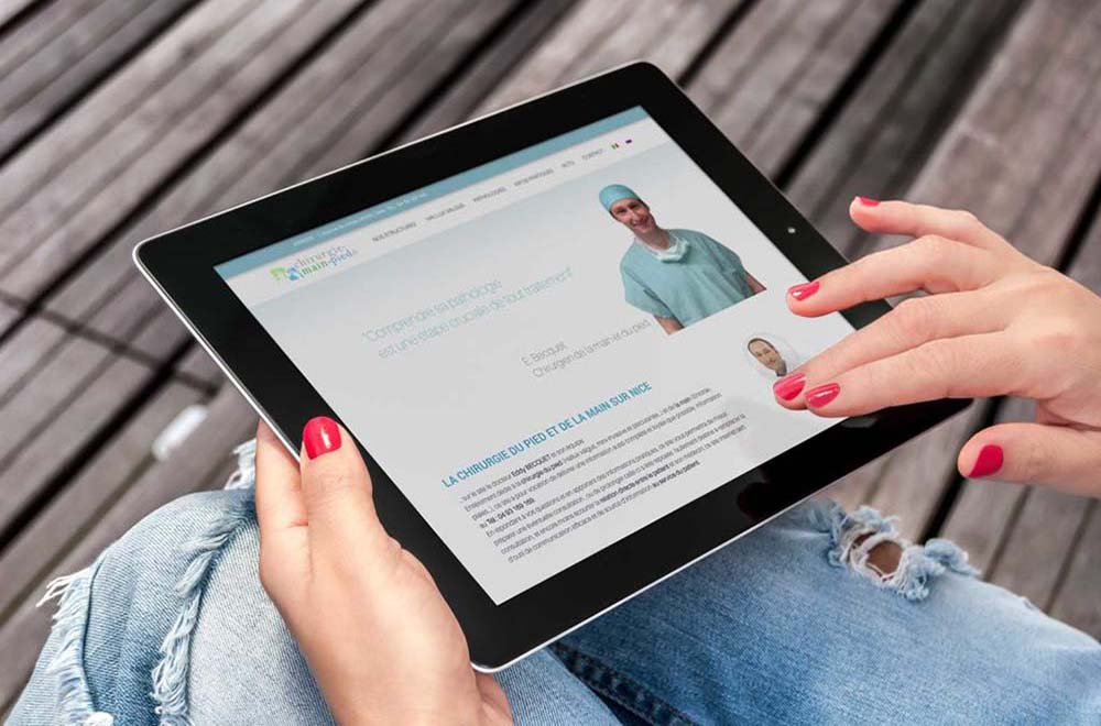 nextnet-agence-communication-freelance-nice-dr-becquet-mockup-5-guide